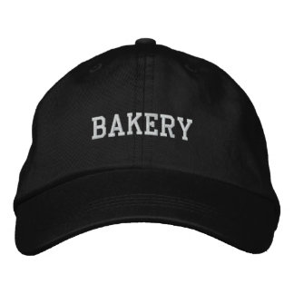 Bakery Cap