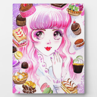 Bakery Girl Plaque