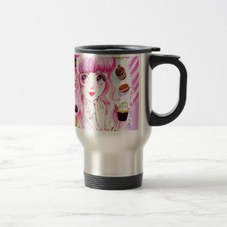 Bakery Girl Travel Mug