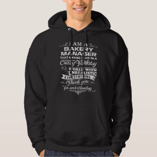 BAKERY MANAGER HOODIE