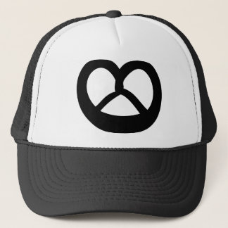 bakery pretzel trucker hat