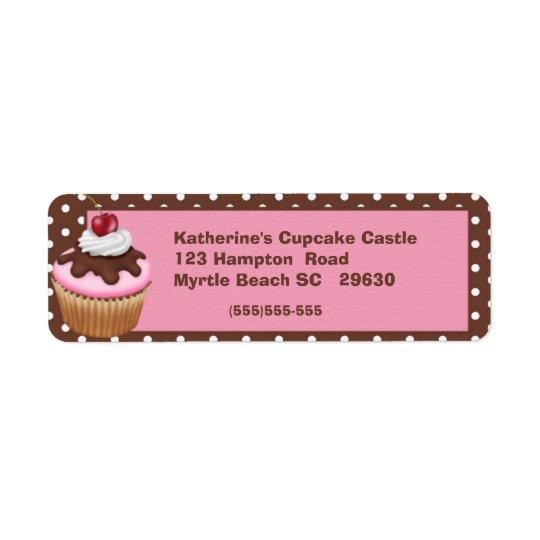 Bakery Return Label