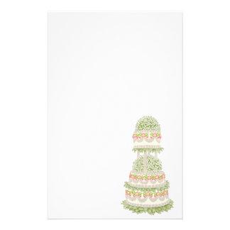 Bakery Wedding Cake Stationery