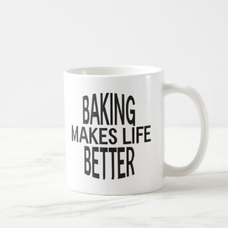 Baking Better Mug - Assorted Styles & Colors