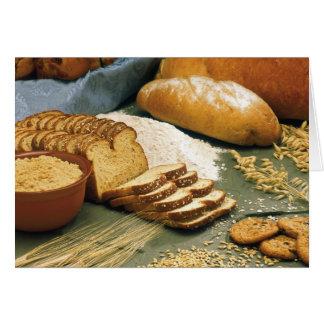 Baking Bread Card