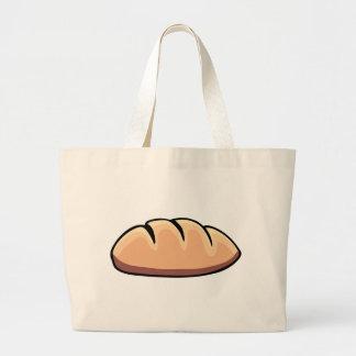 Baking Bread Large Tote Bag