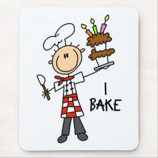 Baking Gift Mouse Pad