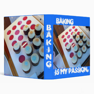 BAKING IS MY PASSION BINDER