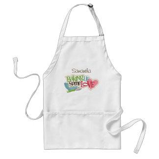 Baking Love Standard Apron