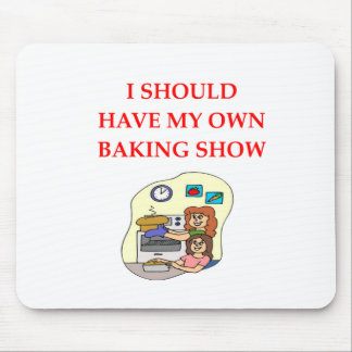 baking mouse pad