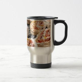 Baking pizzette travel mug