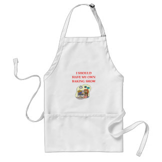 baking standard apron
