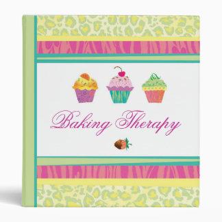 Baking Therapy Binder