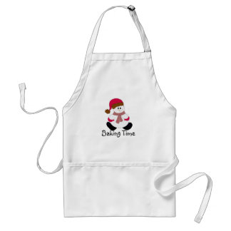 Baking With Frosty Standard Apron