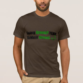 Bakken Green Soft T-shirt