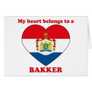 Bakker Card