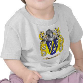 Bakker Coat of Arms (Family Crest) Tees