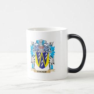 Bakker Coat of Arms Mug