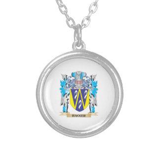 Bakker Coat of Arms Necklace