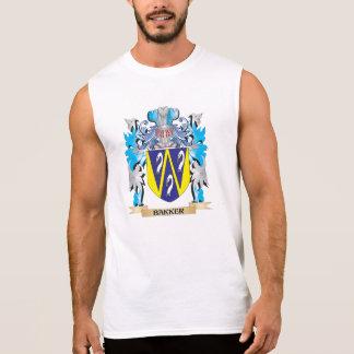 Bakker Coat of Arms Sleeveless T-shirts
