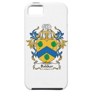 Bakker Family Crest iPhone 5 Cover