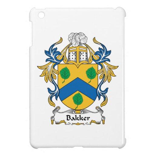 Bakker Family Crest Case For The iPad Mini