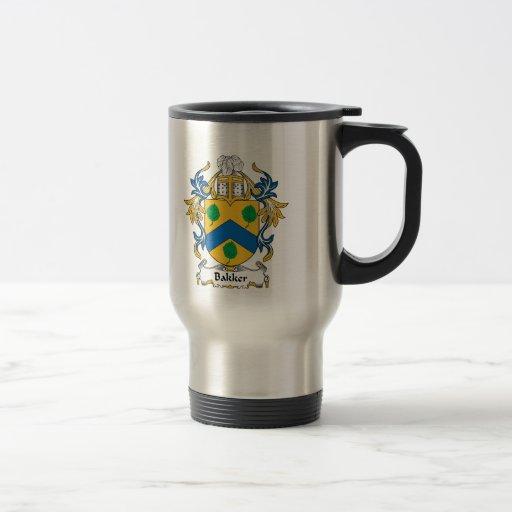 Bakker Family Crest Mug