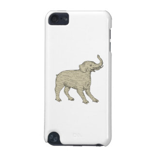 Baku Side Drawing iPod Touch (5th Generation) Case