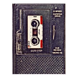 baladeur des années 80 carte postale