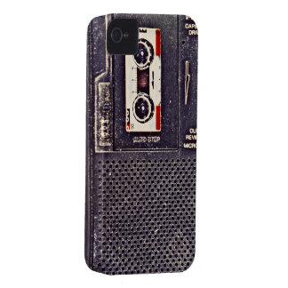 baladeur des années 80 coque Case-Mate iPhone 4