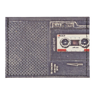 baladeur des années 80 porte-cartes tyvek®
