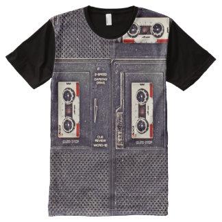 baladeur des années 80 t-shirt tout imprimé