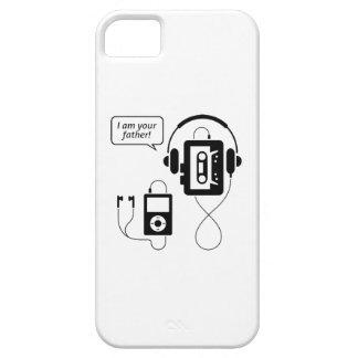 Baladeur drôle coque iPhone 5 Case-Mate
