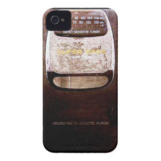 Baladeur vintage coque iPhone 4