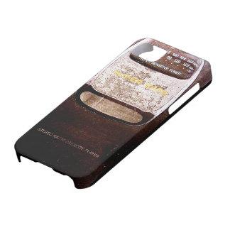 Baladeur vintage coque iPhone 5