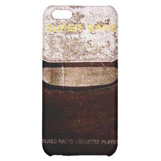 Baladeur vintage coques pour iPhone 5C