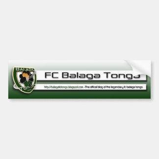 Balaga Bumper Sticker