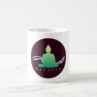 """""""Balance"""" Beautiful Buddha mug. Coffee Mug"""