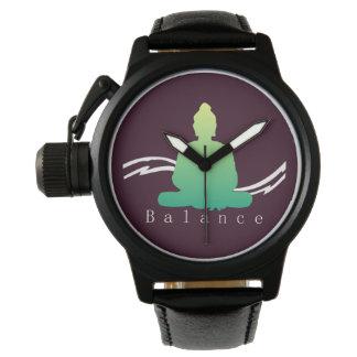 """""""Balance"""" Beautiful Buddha. Watch"""