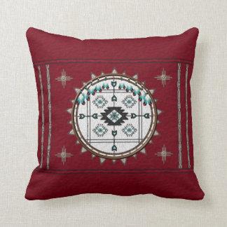 Balance Cotton Throw Pillow 16x16