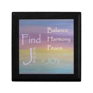 Balance Harmony Peace ... JOY Gift Box