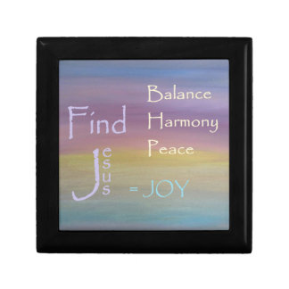 Balance Harmony Peace  ... JOY Gift Box
