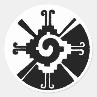 Balance Harmony Round Sticker
