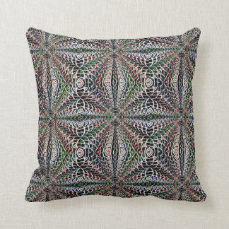 Balance Illusion Throw Pillow