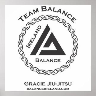 Balance Ireland Poster