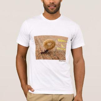 Balance is Everything Designer T-Shirt