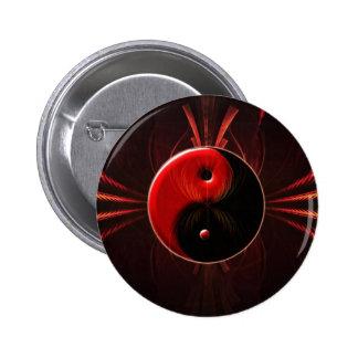 Balance of Fire 2 Inch Round Button