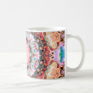 Balance of Pastel Shapes Coffee Mug