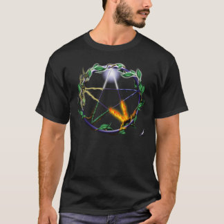 """Balance"" Pentacle T-Shirt` T-Shirt"