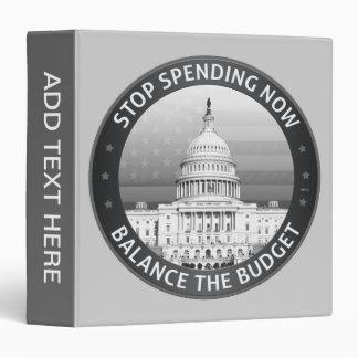 Balance The Budget Binders